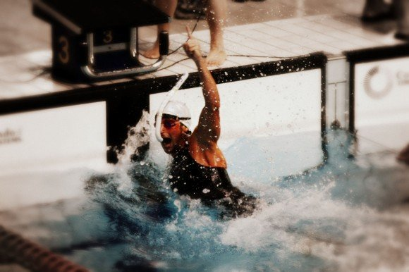 Top of the Finswimmers: Andrea Nava, Finswimmer Magazine - Finswimming News