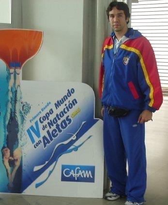Miguel Alberto Cedeño, Mr Sportalsub [2010], Finswimmer Magazine - Finswimming News