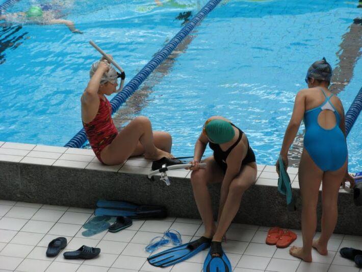Blue Mint – International Bifins Meeting – Nový Jičín – [RESULTS], Finswimmer Magazine - Finswimming News