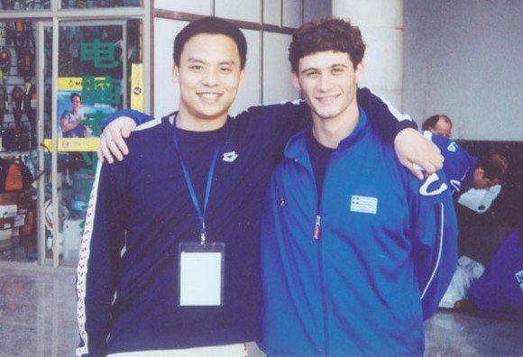 Champs of the Past: Chen Bin, Finswimmer Magazine - Finswimming News