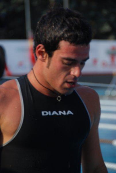 Cesare Fumarola, the Italian Swift [2010], Finswimmer Magazine - Finswimming News