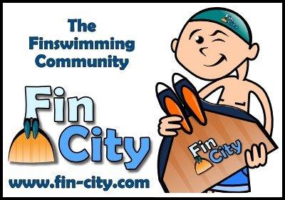 fin city Fin City, la Comunidad de la Natación con Aletas, nuevo sitio web