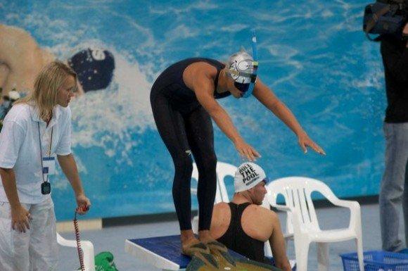 Top of the Champs: Juan Fernando Ocampo [2010], Finswimmer Magazine - Finswimming News