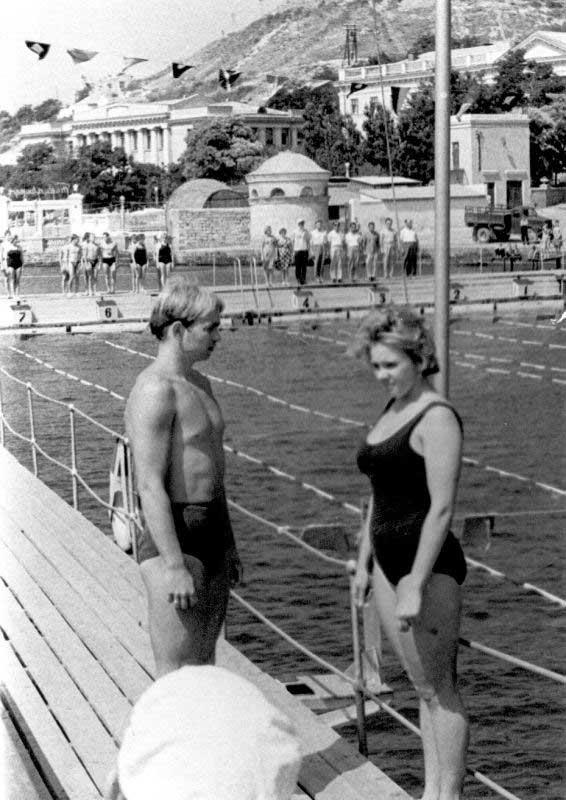 "Georgiy Uspenskiy, a Finswimming ""ICON"", Finswimmer Magazine - Finswimming News"