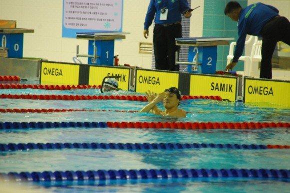 Finswimming Korean National Senior Team – Tomsk, Finswimmer Magazine - Finswimming News