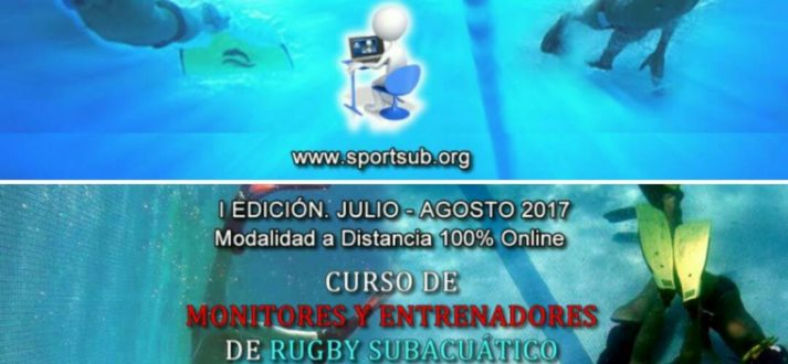 Finswimming and Rugby Sub online Course for trainers