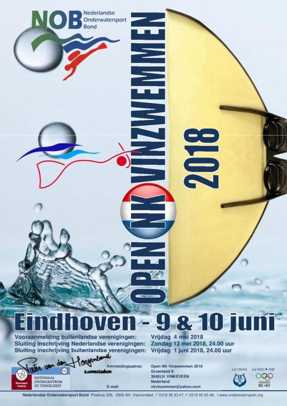 I Open Dutch Championship FinSwimming 2018, Finswimmer Magazine - Finswimming News