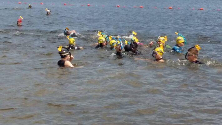 [RESULTS] – Descente de Loire d'Amboise à Tours 2018 Finswimming Open Water (River) 23K- France, Finswimmer Magazine - Finswimming News