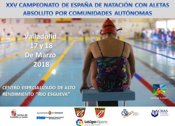 [RESULTS] – XXV Spanish Finswimming Championship absolute for Autonomic Comunities, Finswimmer Magazine - Finswimming News