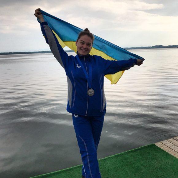 Katya Sokolovskaya, a mermaid from Kiev, Finswimmer Magazine - Finswimming News