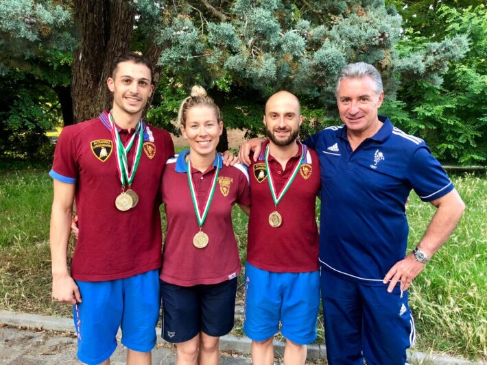 [RESULTS] – Finswimming Italian Summer Senior Championship Ravenna 2018, Finswimmer Magazine - Finswimming News