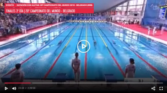 [RESULTS DAY 3] – 20th CMAS Finswimming World Championships – Belgrade, Serbia 2018, Finswimmer Magazine - Finswimming News