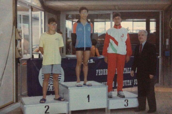 RIP – Achille Ferrero (1933-2019), Finswimmer Magazine - Finswimming News