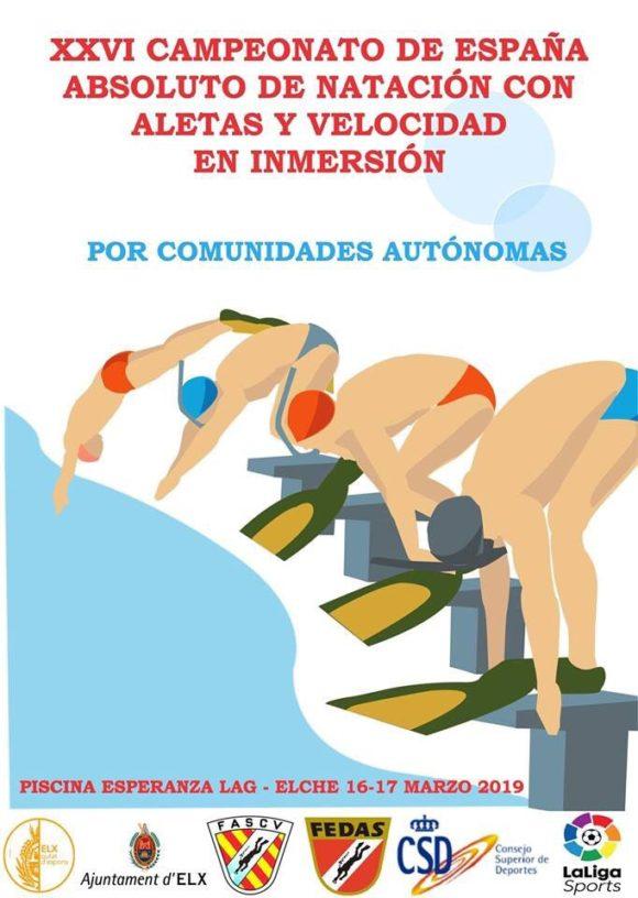 [RESULTS] – XXVI Spanish Senior Finswimming Championship for Autonomic Comunities 2019, Finswimmer Magazine - Finswimming News