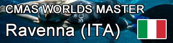 Finswimming CMAS World Championships Master