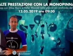Monofin workshop with Mazzei and Maric, Finswimmer Magazine - Finswimming News