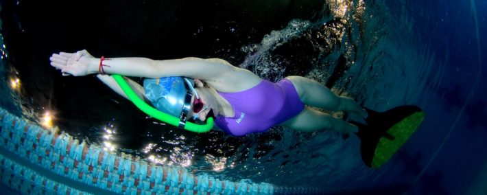 Spanish Finswimming Calendar 2019, Finswimmer Magazine - Finswimming News