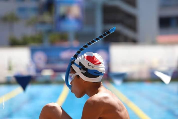 Egyptian Finswimming Championships – Cairo, Finswimmer Magazine - Finswimming News