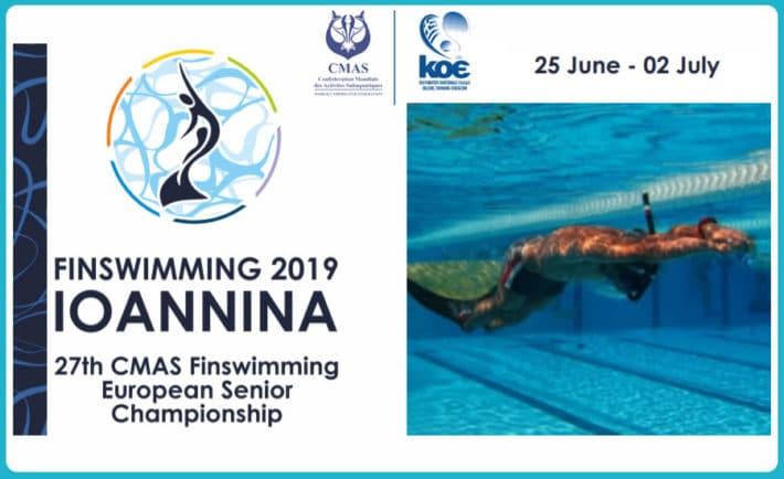 German National Finswimming Teams 2019 – Greece & Egypt, Finswimmer Magazine - Finswimming News