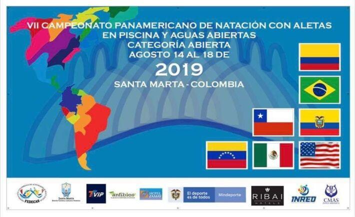 Finswimming Panamerican Championships 2019 – Santa Marta, Colombia – [RESULTS], Finswimmer Magazine - Finswimming News