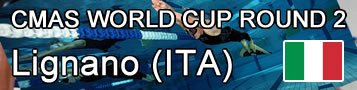 Finswimming CMAS World Cup Round 2