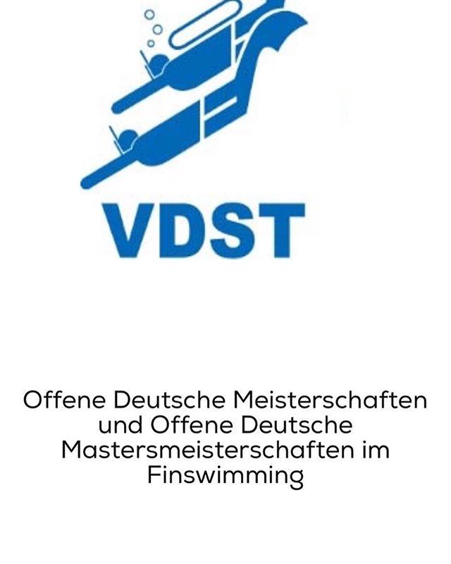German Senior+Master Finswimming Championships 2019 – Dresden [RESULTS], Finswimmer Magazine - Finswimming News