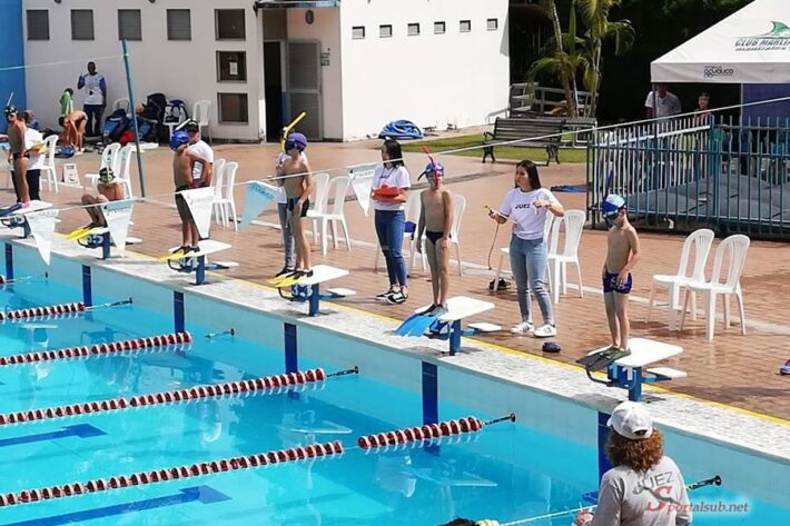 National Children's Finswimming Festival for Clubs – Manizales, Colombia – [RESULTS], Finswimmer Magazine - Finswimming News