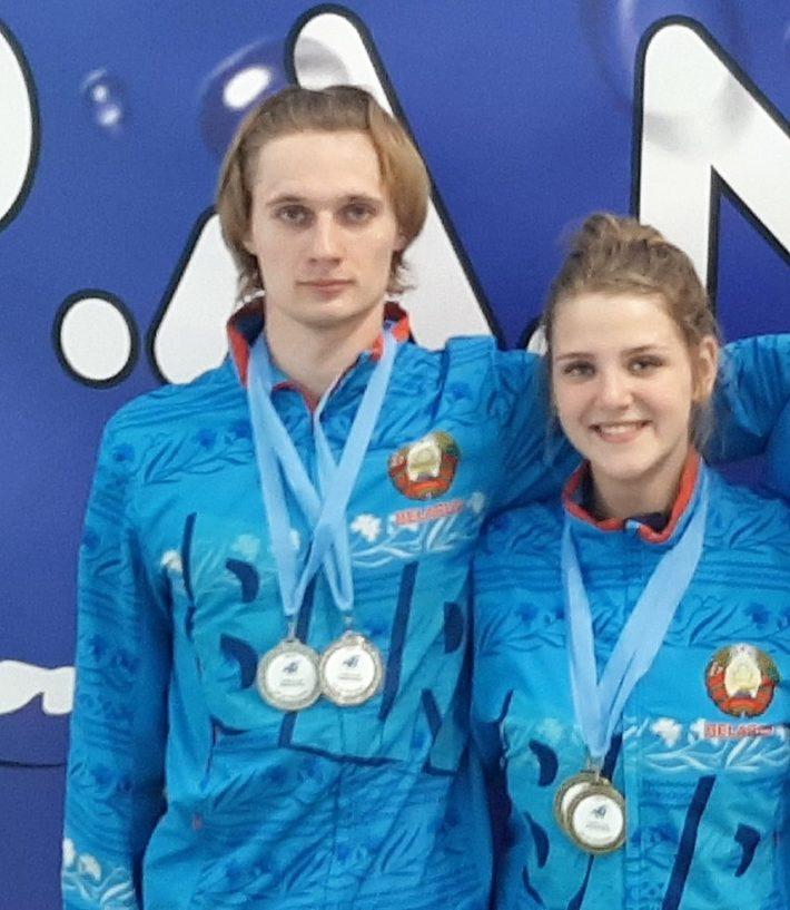 Belarus Finswimming National Team, Finswimmer Magazine - Finswimming News