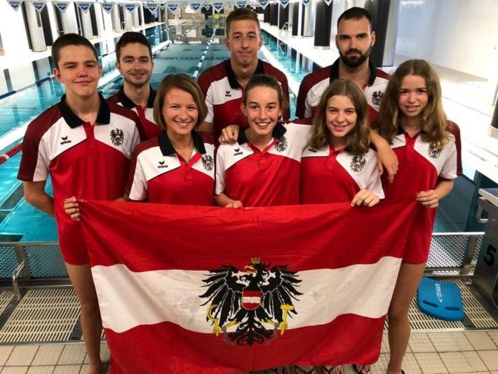Austria Finswimming National Team, Finswimmer Magazine - Finswimming News