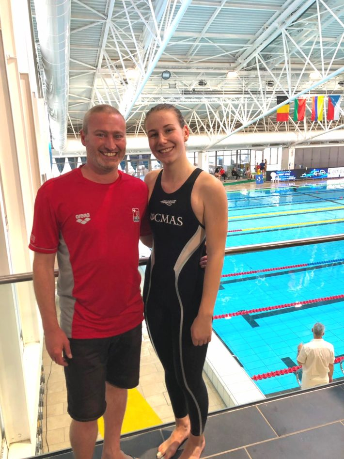 Swiss National Finswimming Team 2019 – Greece, Finswimmer Magazine - Finswimming News