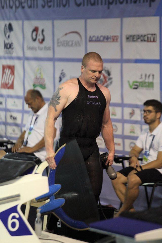 Pavel Kabanov still going strong!, Finswimmer Magazine - Finswimming News