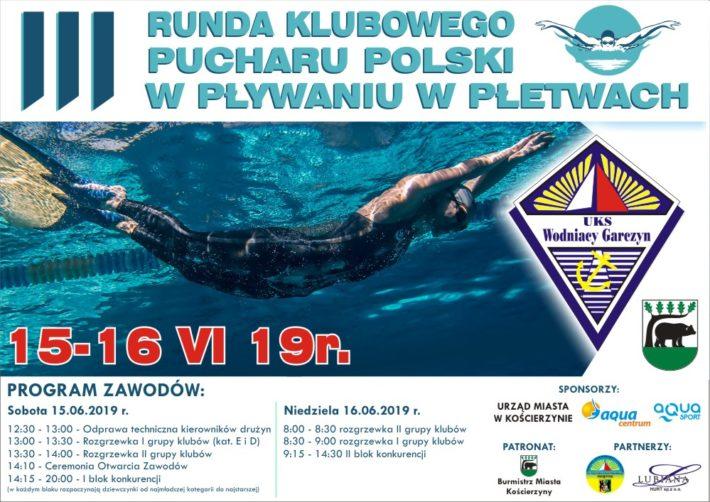 Finswimming Polish Cup 2019 Round 3 – Kościerzyna [RESULTS], Finswimmer Magazine - Finswimming News