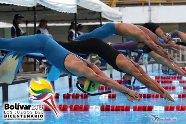 Juegos Nacionales Bolivar 2019 – Finswimming in Colombia, Finswimmer Magazine - Finswimming News