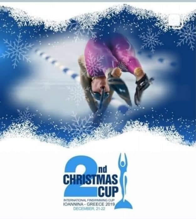 Finswimming Christmas Cup Ioannina 2019 – Greece, Finswimmer Magazine - Finswimming News
