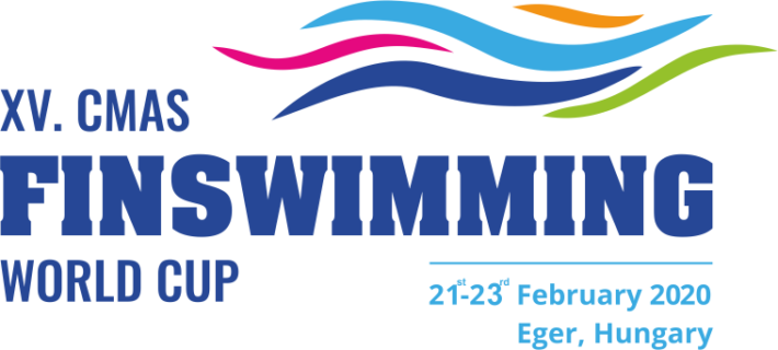 CMAS Finswimming World Cup 2020 Round 1 – Eger (Hungary), Finswimmer Magazine - Finswimming News