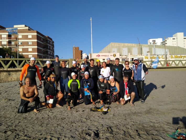 National Finswimming Championship of Argentine 1st date – Puerto Madryn, Finswimmer Magazine - Finswimming News