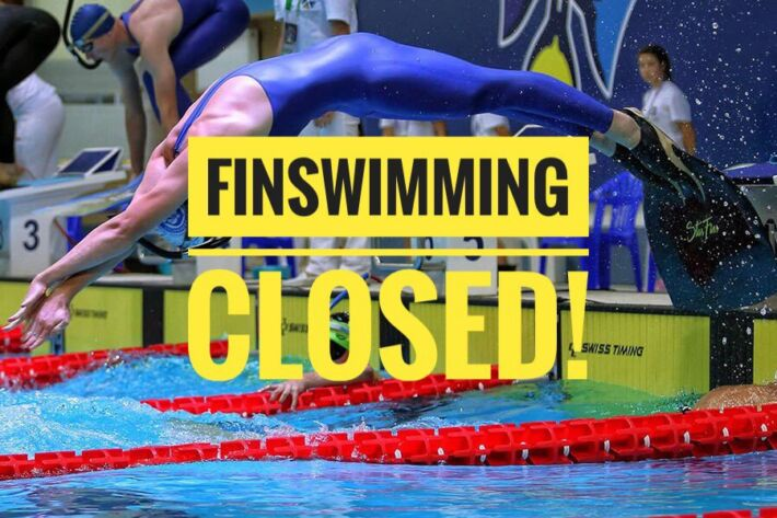 Finswimming Shutdown Countries COVID-19 [upd March 15th 2020], Finswimmer Magazine - Finswimming News