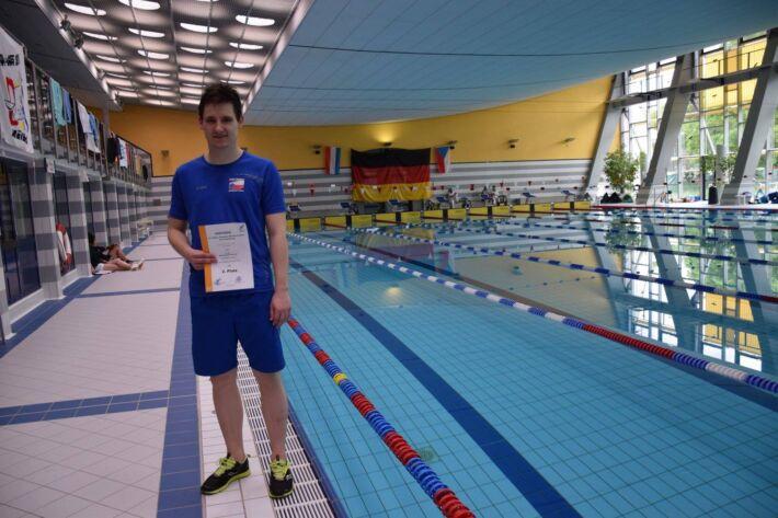 Interview to Josef Cimburek, head coach of KP Pardubice, Finswimmer Magazine - Finswimming News