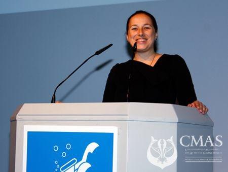 Anna Arzhanova open letter – CMAS  & COVID-19, Finswimmer Magazine - Finswimming News
