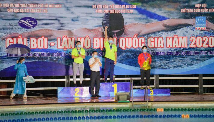 Vietnam Finswimming Championships 2020 – Results, Finswimmer Magazine - Finswimming News
