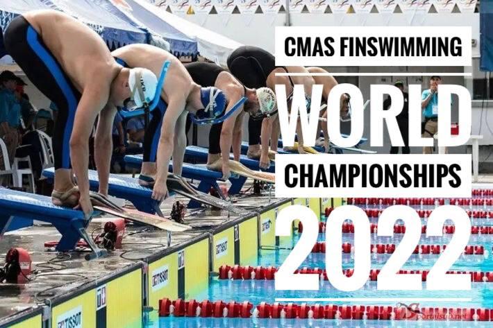CMAS Finswimming World Championships 2022 in Cali – Colombia, Finswimmer Magazine - Finswimming News
