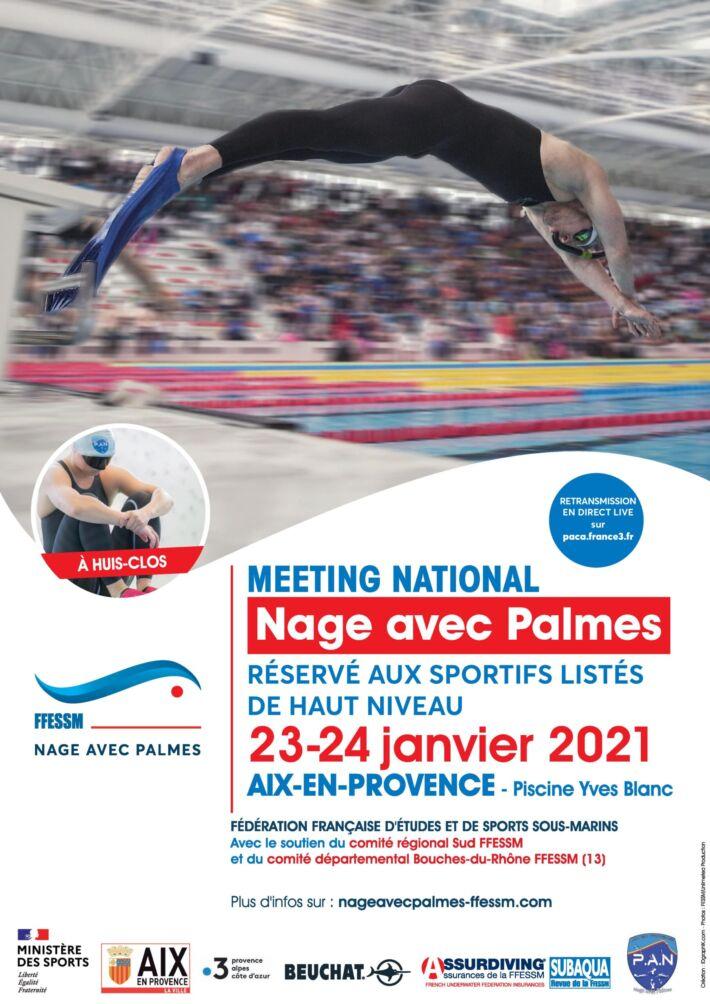 Finswimming Meeting National SHN – Aix en Provence, Finswimmer Magazine - Finswimming News