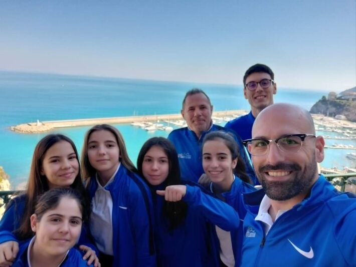 Waterlife Club, Finswimming in Sardinia, Finswimmer Magazine - Finswimming News