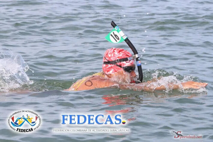 Finswimming National Interclubs Championship – Colombia, Finswimmer Magazine - Finswimming News