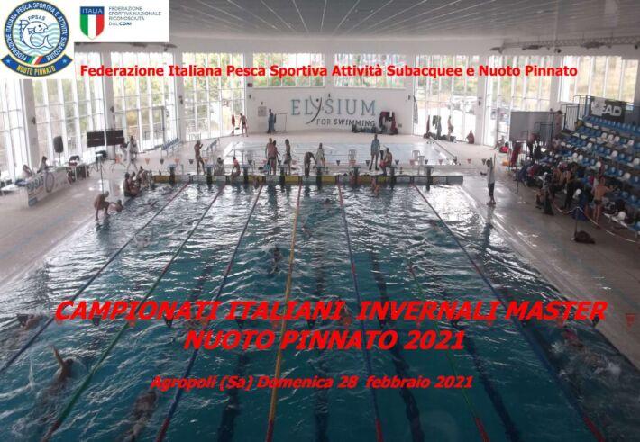 Finswimming Italian Championships Master 2021 – Agropoli, Finswimmer Magazine - Finswimming News