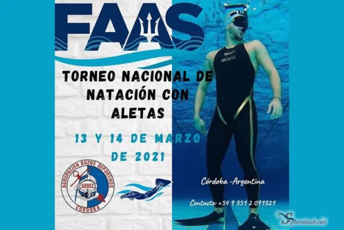 National Finswimming Cup Cordoba – Argentina, Finswimmer Magazine - Finswimming News