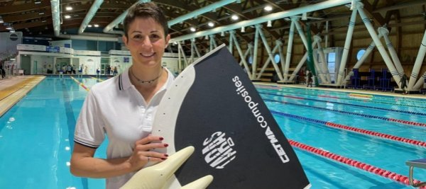 VIDEO – Cristina Francone NWR DYN & DYNP, Finswimmer Magazine - Finswimming News
