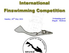 Finswimming Ghirlandina Trophy 2021 – Modena, Finswimmer Magazine - Finswimming News