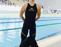 Kiss Nandor (HU) NWR 400 sf boys 2.58.70, Finswimmer Magazine - Finswimming News