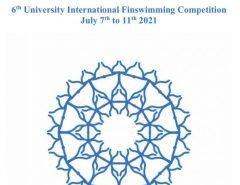 University International Finswimming Competition 2021, Finswimmer Magazine - Finswimming News